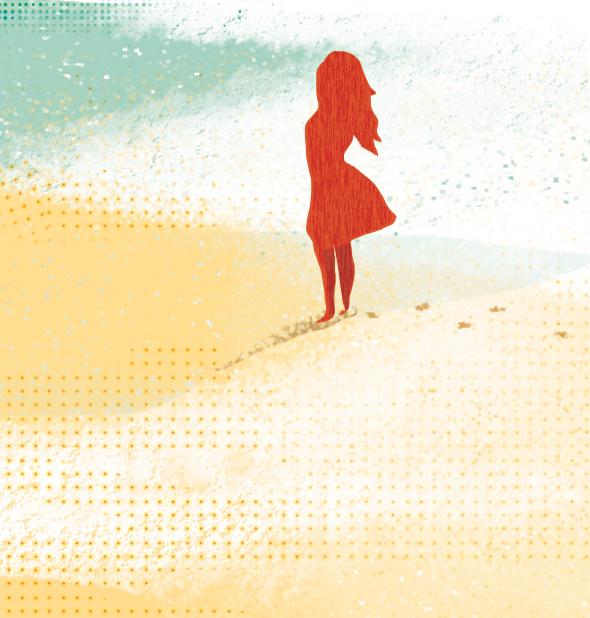 Clicca sulla ragazza misteriosa per leggerne la storia
